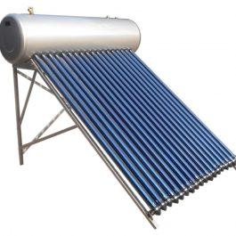 Solární kolektor z hadice