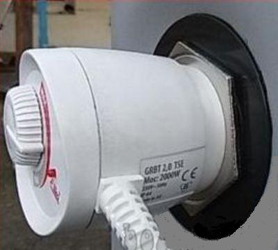 elektro grelec s termostatom