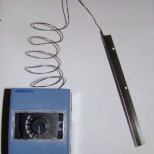 termostat dimnih plinov T2