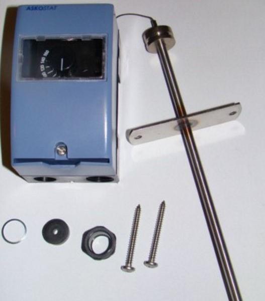 termostat dimnih plinov T3