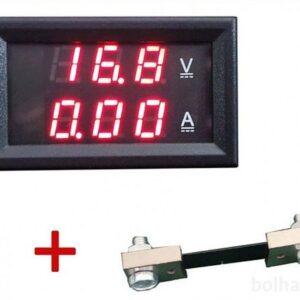 digitalni volt-amper meter