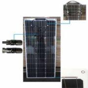fleksibilna solarna celica 100W 2