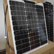 fleksibilna solarna celica 50W 1