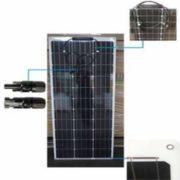 fleksibilna solarna celica 50W 2
