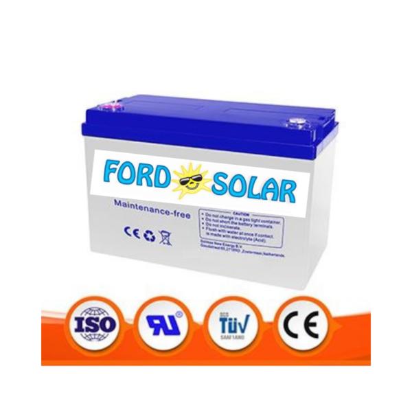 gel akumulator ford solar