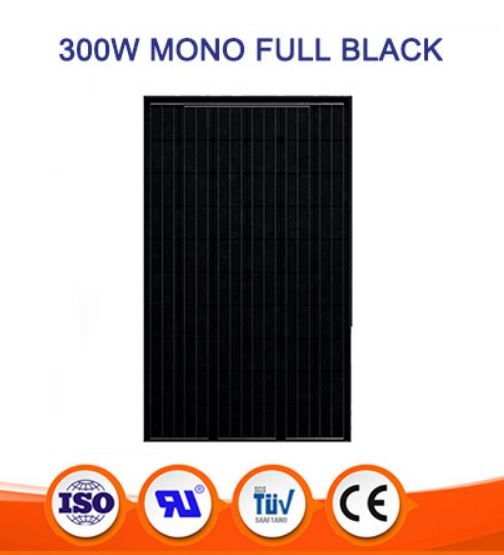 modul mono full black